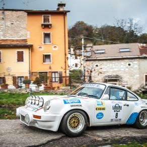 Vecchie prove e grandi classici nel percorso 17° Revival Rally Club Valpantena