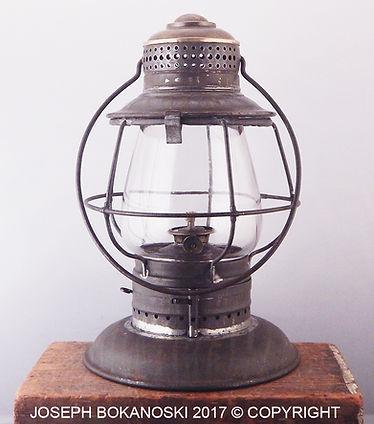 Ill's mfg lantern