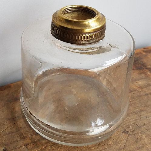 Glass Fount Pot ( no.1 burner)