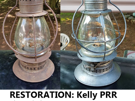 Tired of that old lantern?
