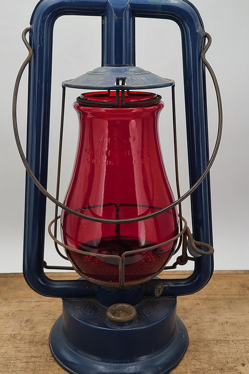 Rayo No.0 HB tubular ( red cast globe )