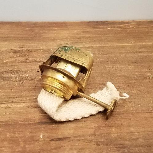 Convex burner (dot pattern) brass