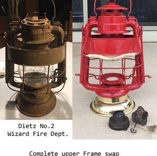 Dietz Wizard No.2 Fire Dept.