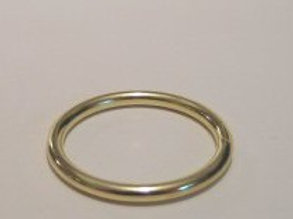 Brass Finger Pull Ring