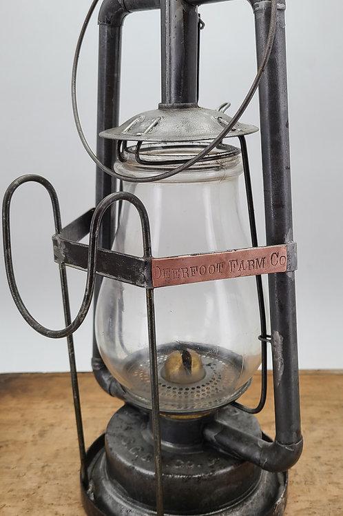 S.G.& L. Co. Milkman's Dairy lantern L.W. ( Deerfoot Farm Co.)
