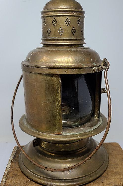 S.M. Aikman U.S. Coast Guard Blackout lantern