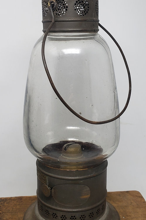 1861 S. Sargent's patent fixed globe