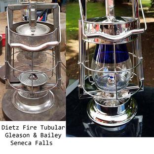 Dietz Fire Tubular gleason bailey