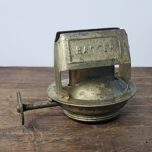 Brass P&A Badger convex burner no2