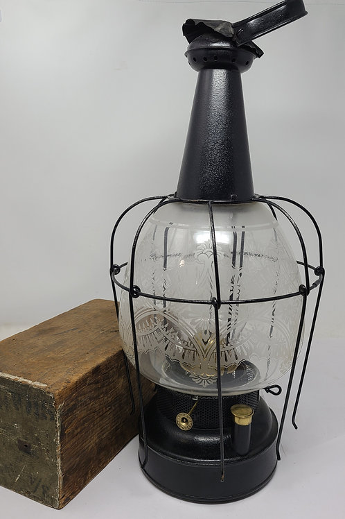 Wright & Butler Ltd lantern used for a traveling Circus