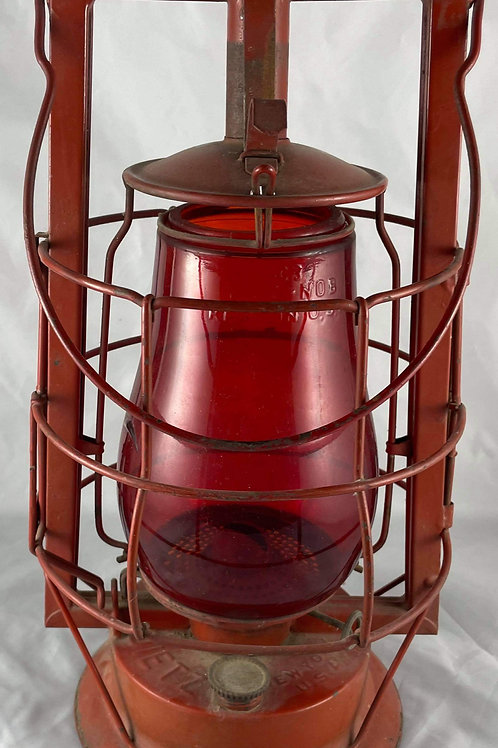 Dietz Underwriters Tubular Mill Lantern