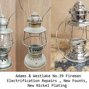 Adams Westlake No.39 Fire