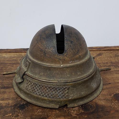 Brass No.3 Street lamp lantern cone