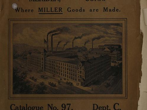 Edward Miller Catalogue No.97 circa 1880