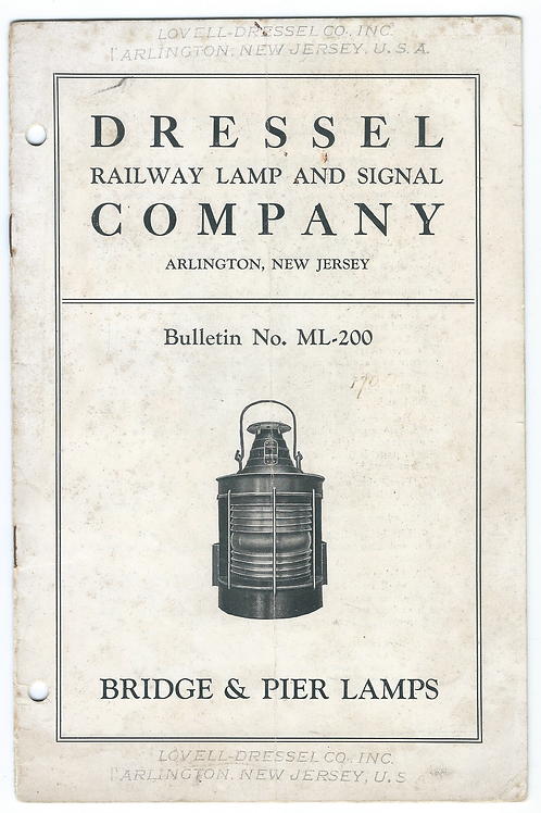 DRESSEL-Bridge & Pier-Lamps-Catalog-ML-200-PDF