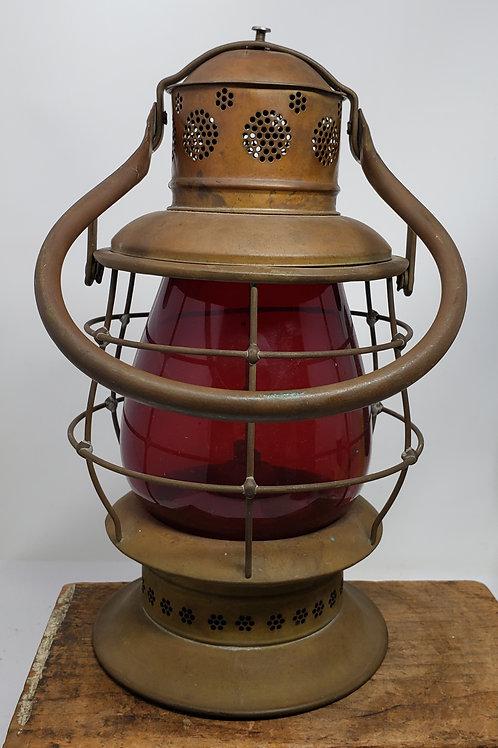 Peter Gray Thompson 1869 patent Fire Dept. model
