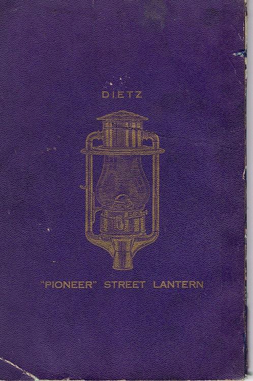 Dietz 1917 Catalog PDF. Color copy (USB)