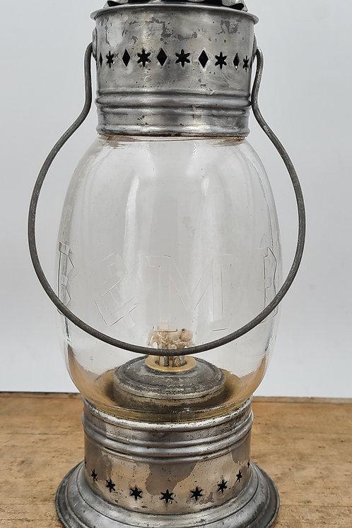 ( Boston & Maine ) D.D. Miller Mfg. fixed globe