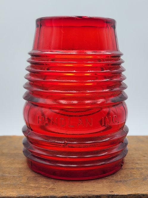 Handlan Inc. Red Fresnel