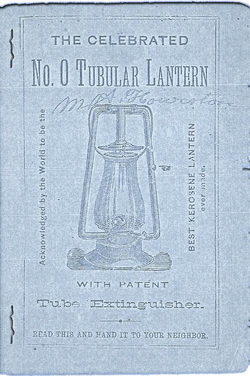 Dietz Circa 1879 Catalog 30 pages PDF