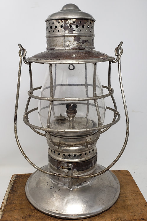 Bundy Acetylene Carbide gas Fire Department lantern
