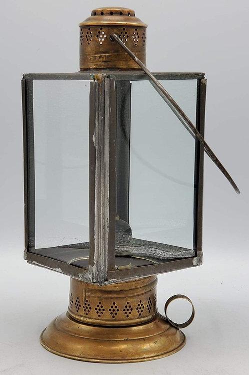 S.M. Aikman Mfg. Civil War era Box lantern