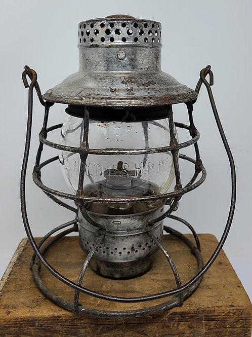 Adlake Reliable No.100 N.Y.N.H.& H.R.R ( cast globe) 187 burner