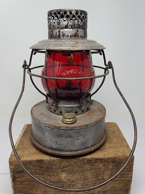 Handlan  St. Louis  construction lantern ( New York Steam Corp)