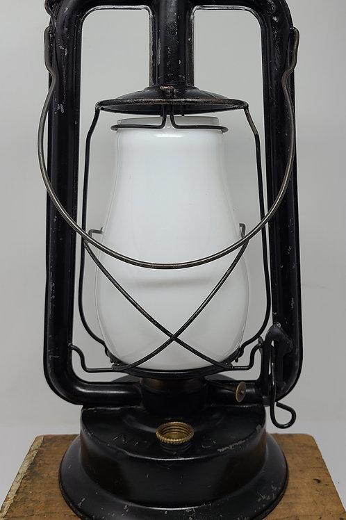 Wheeling Stamping Regal No.0 tubular ( milk globe)
