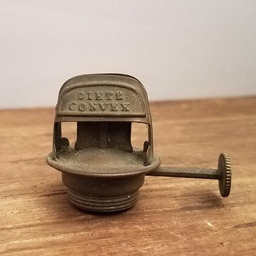 Dietz brass Convex burner