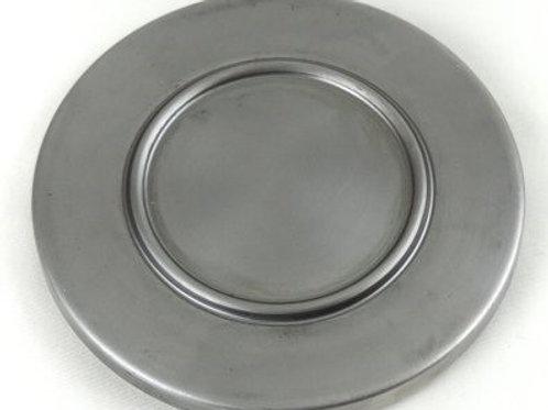 """Replacement 4 1/4"""" diameter steel tank bottom"""