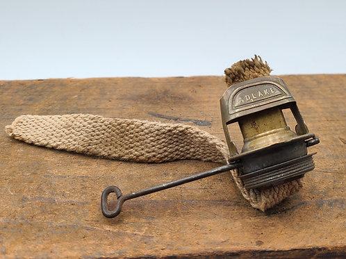 Brass & Tin ADLAKE No.1 burner  with No.2 expander collar