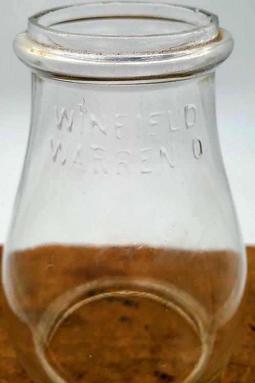 Winfield Warren O. Tubular globe