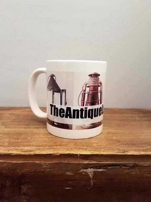 The Antique Lantern Exclusive Coffee Mug