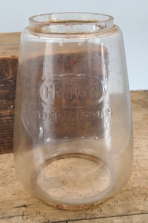 Frowo Hotblast tubular globe ( made in Germany)
