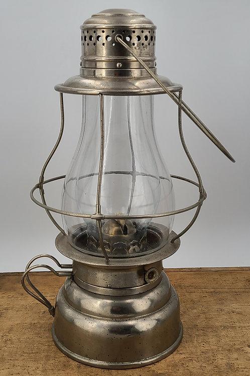 Manhattan Brass Artic 2 in 1 table lamp lantern