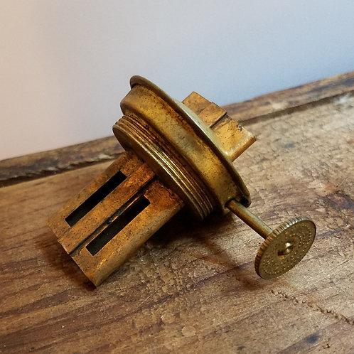 Brass Flat wick Ratchet burner NO.2