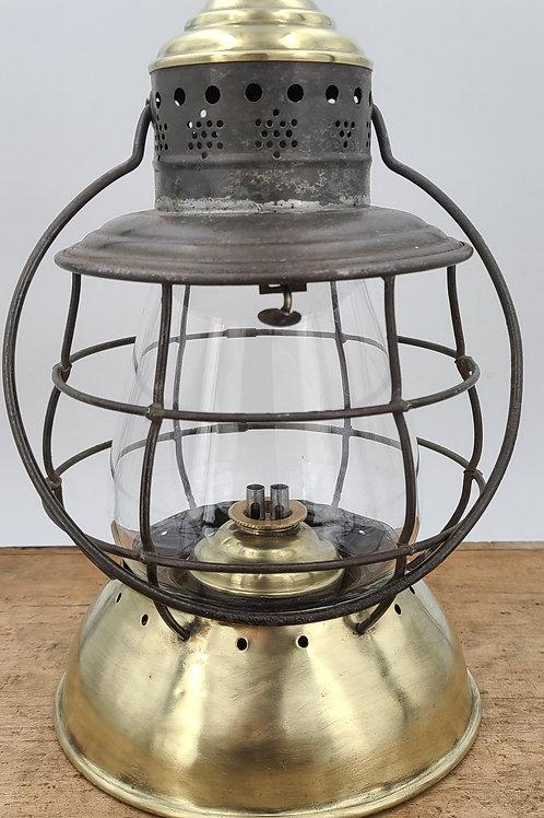 Parmalee & Bonell 1871 patent No.5 peerless Farm model  ( tin & brass )