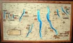 Finger Lakes 20x36