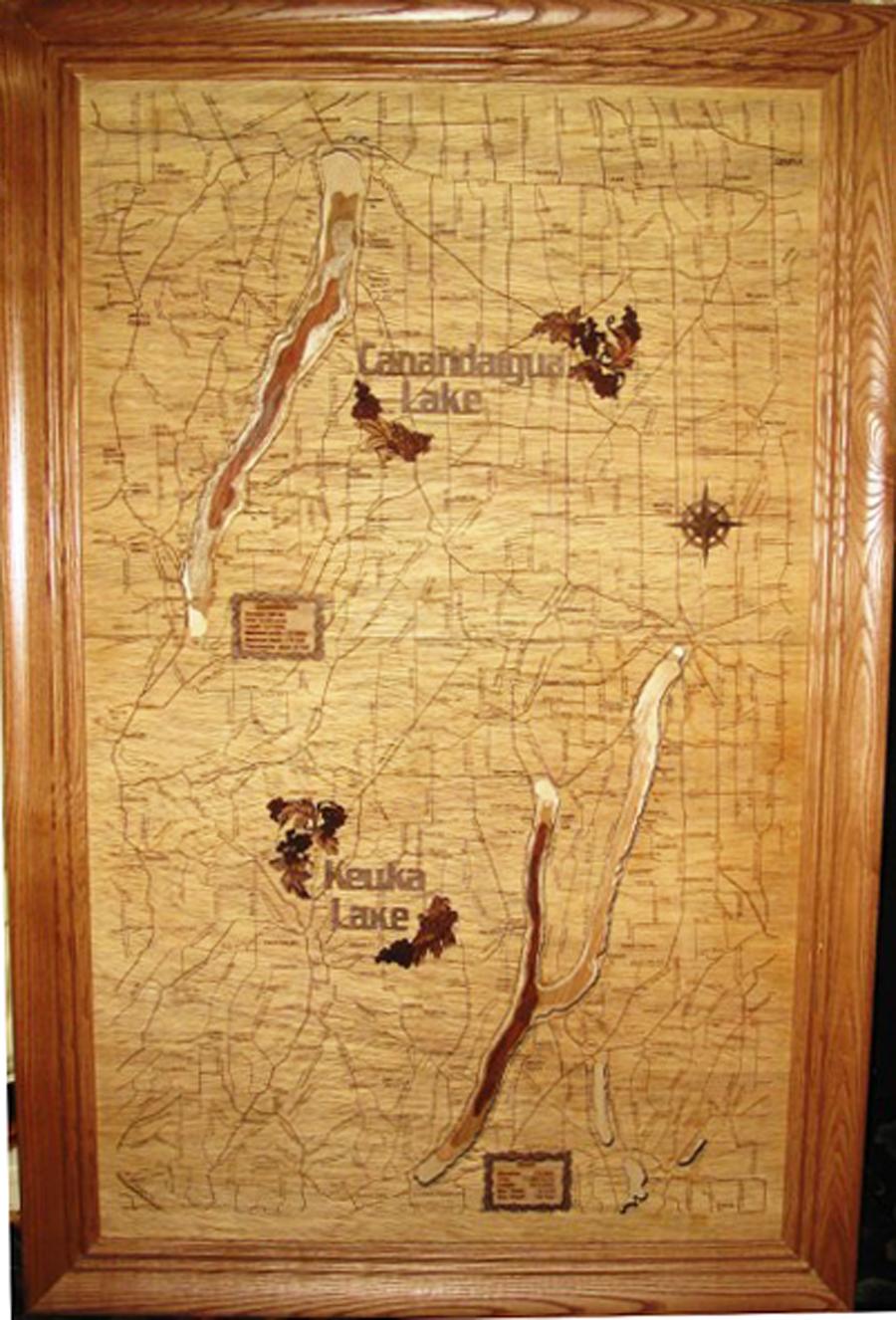 Canandaigua Keuka Lakes