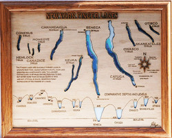Finger Lakes 11x14