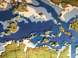 1000 Islands Detail