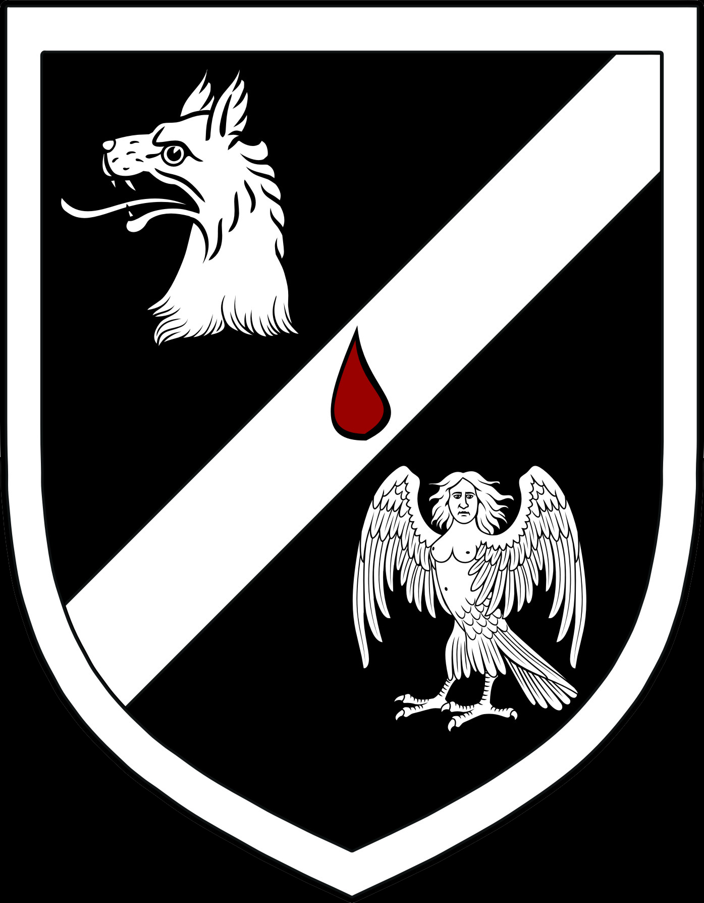 Coat of Arms of Coven of Celsus Trilogy