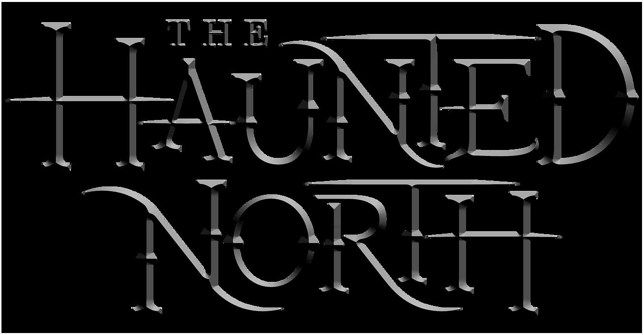 The Haunted North logo