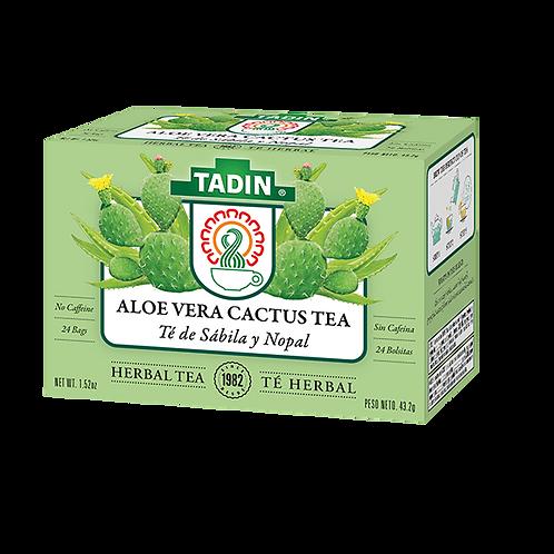 Tadin Aloe vera & cactus tea