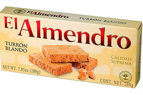 El Almendro Soft Torrone (75grams)