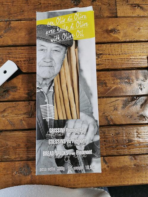Piedmont bread sticks