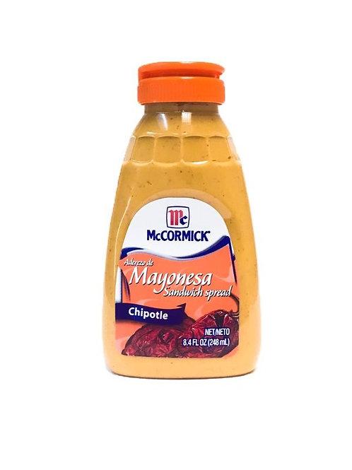 McCormick chipotle mayonnaise