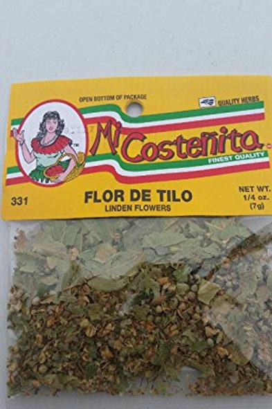 Mi Costeñita Flor de tilo / Linden flowers