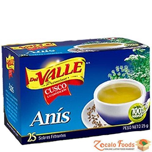 Del Valle Star anise tea